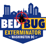 Bed Bug Exterminator Washington DC Logo
