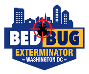 Bed Bug Exterminator Washington DC Logo